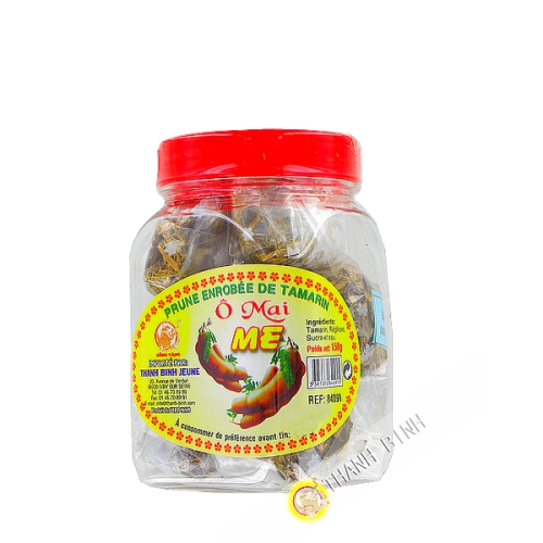 Tamarind coated ginger 150g