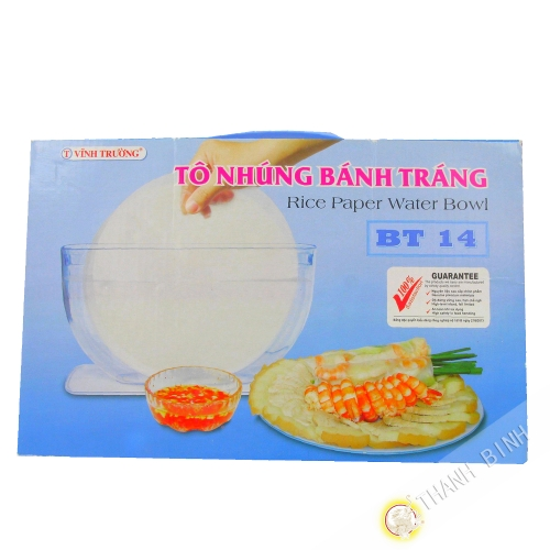 Humidifier slab bowl BT14 27x7x16cm VINH TRUONG, Vietnam