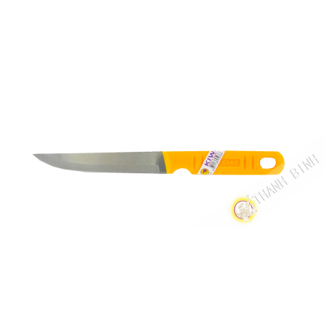 Small knife size yellow N° 511 KIWI 1,5x22cm Thailand