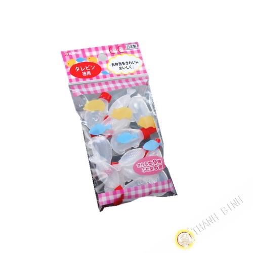 Contenitore per la salsa in plastica confezione di 15pcs NAKAYA Giappone