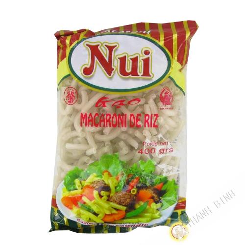 Macarrones de arroz DRAGÓN de ORO 400g de Vietnam
