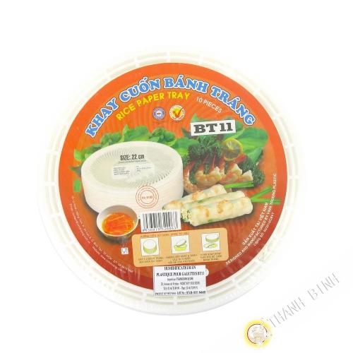 Humidificateur Feuille de riz 25cmx10pcs BT11 VINH TRUONG Vietnam