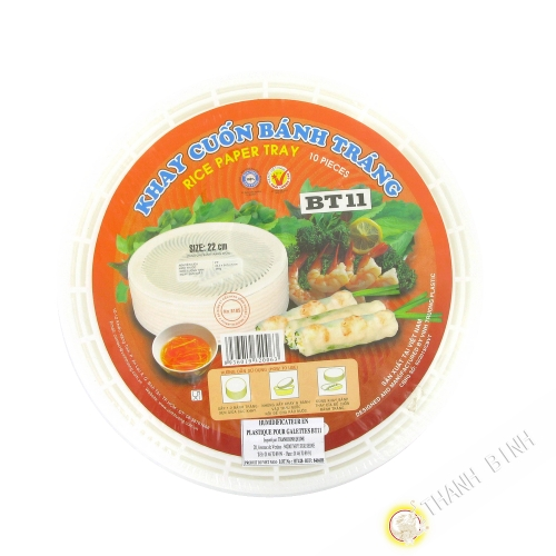 Humidifier for rice cake 22cm BT11