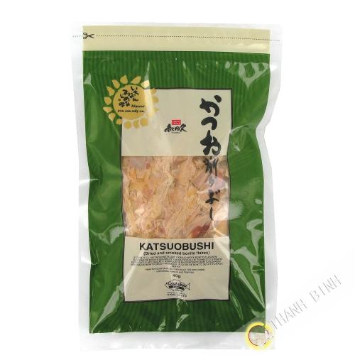 Fish dry bonique katsuobishu WADAKYU 40g Japan