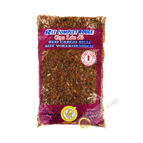 Brown rice red DRAGON GOLD-500g Vietnam