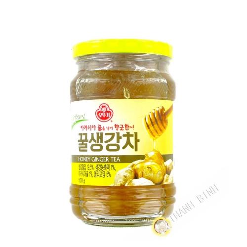 El té de jengibre miel OTTOGI 500g de Corea