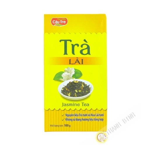 Tea jasmine Cau Tre 100g - Vietnam - By plane