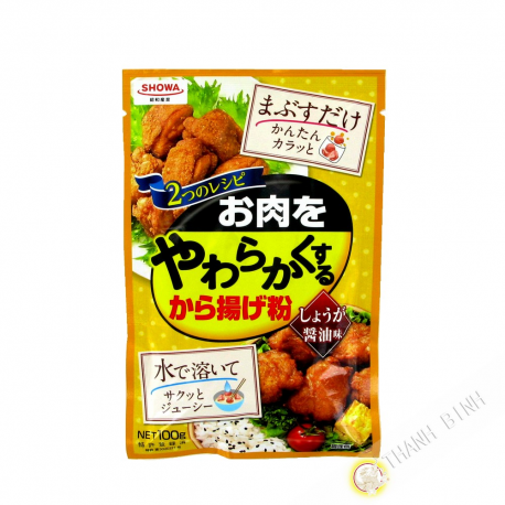 Flour for doughnut SHOWA 100g Japan