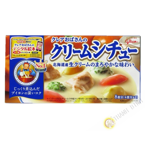 Tablette pour blanquette GLICO 150g Japon