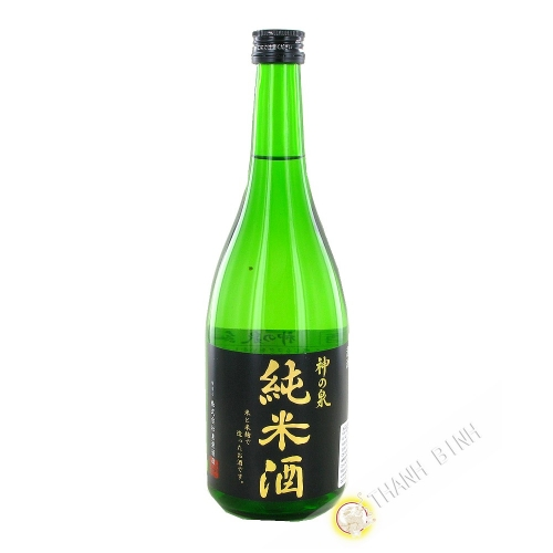 Japanese sake KAMI 720ml 14-15° Japan