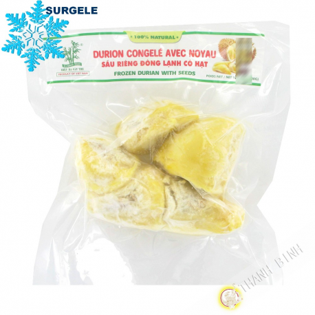 Durian with kernel 3 BAMBOO 400g Vietnam