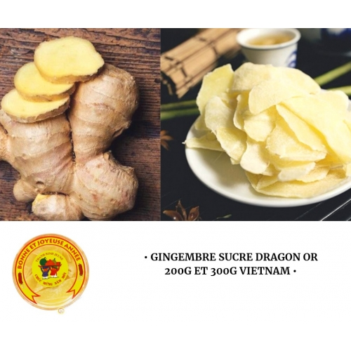 Ingwer-süß, 300g