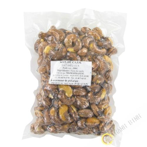 Las nueces de anacardo la parrilla del DRAGÓN de ORO-500 g de Vietnam