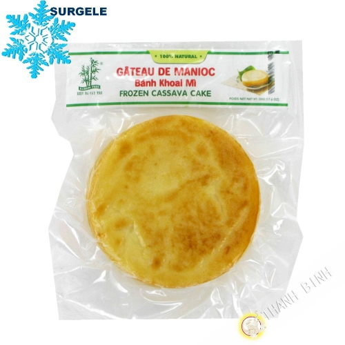 Pastel de yuca BAMBÚ 500g de Vietnam - SURGELES