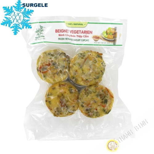 Beignet vegetarien banh cong BAMBOU 420g Vietnam - SURGELES