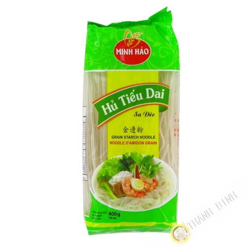 Vermicelli, tapioca, Hu iwt dai MINH HAO 400g Vietnam