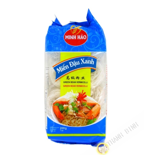 Fadennudeln mungobohnen-MINH HAO 200g Vietnam
