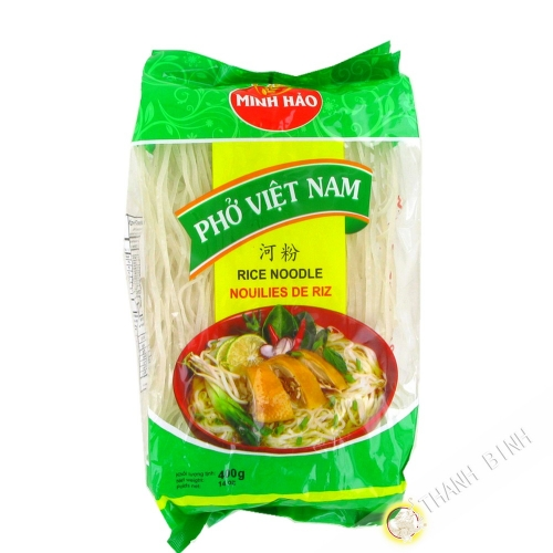 Vermicelle riz Pho pour sauté MINH HAO 400g Vietnam