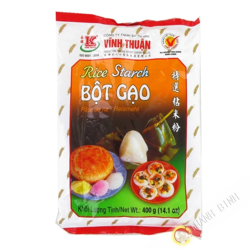 Farine de riz VINH THUAN 400g Vietnam