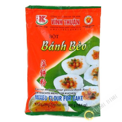 Harina, Banh beo VINH THUAN 400g de Vietnam