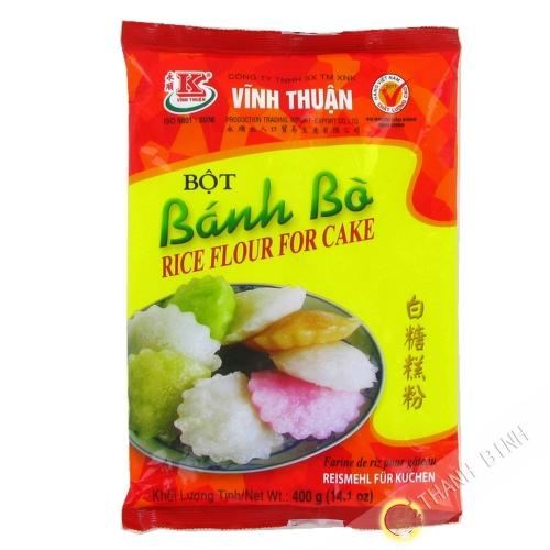 Flour, Banh bo VINH THUAN 400g Vietnam