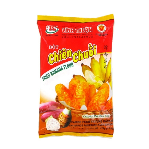 Flour Fritter banana VINH THUAN 340g Vietnam