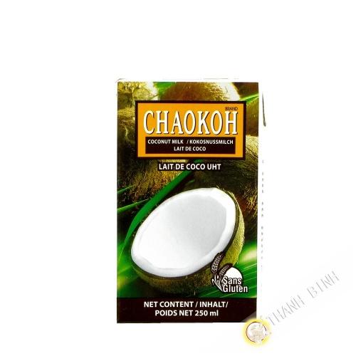 Crème de noix de coco AROY-D 250ML Thailande