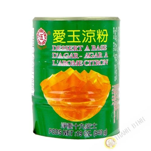 Jalea de hierba Han yu 540g