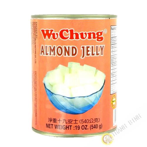 Frozen almond 540g CH