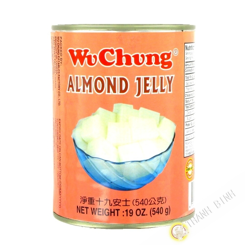 Jelly almond WU CHUNG 540g China