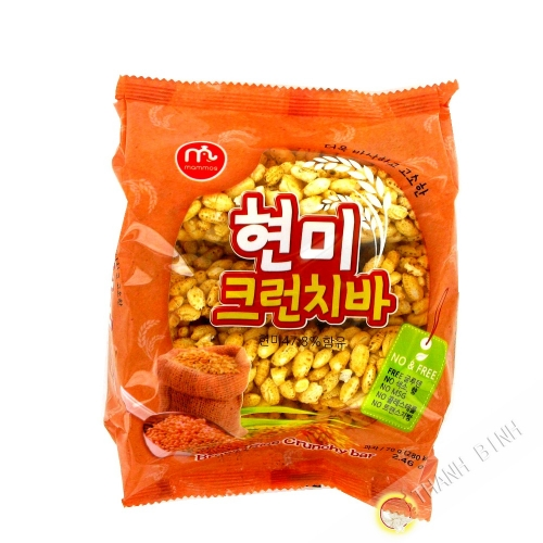 Crackers rice MAMMOS 70g Korea