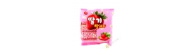 Crackers rice strawberry MAMMOS 70g Korea
