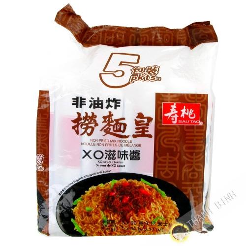 Noodle saltato XO SAUTAO pack 5x90g Cina