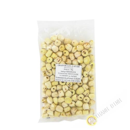 Grain of lotus dried DRAGON GOLD 100g Vietnam