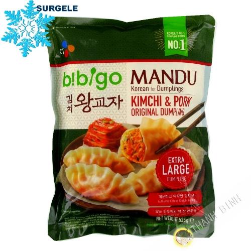 Gyoza Mandu kimchi & porc BIBIGO 525g Allemagne  - SURGELES
