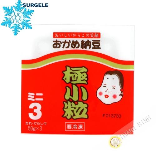 Natto gokukotsubu OKAME 3p Japon  - SURGELES