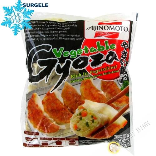 Gyoza vegetables AJINOMOTO 600g Thailand - SURGELES