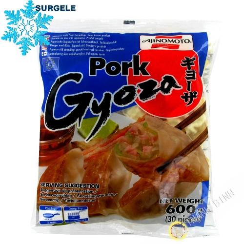 Gyoza porc 30pcs AJINOMOTO 600g Pologne  - SURGELES