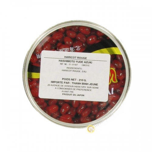 Haricot rouge azuki sucre 210g JP