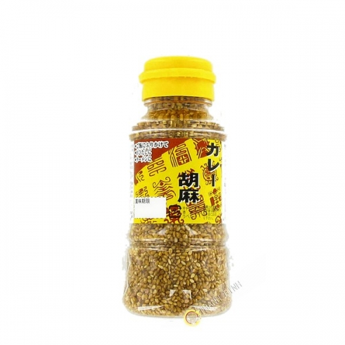 Sesamo gusto di curry, 80g di JP