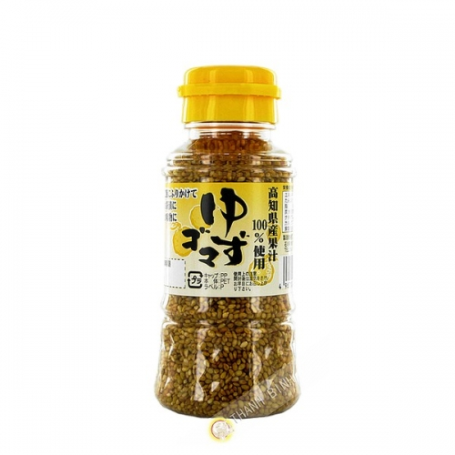 Sésame goût yuzu TOHO 80g Japon