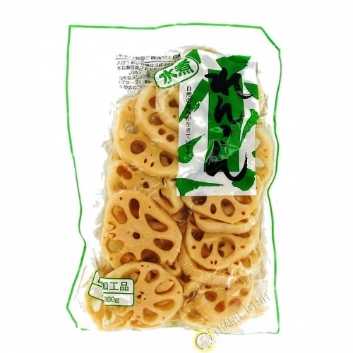 Lotus root émince SANSAIKIMURA 300g Japan