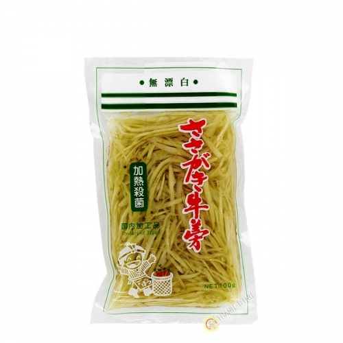 Burdock cooked in filament KIMURA 100g Japan