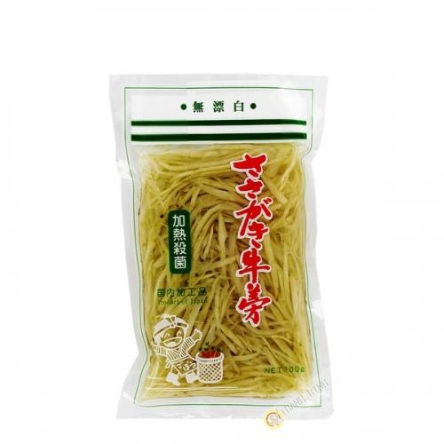 Klette gekocht filament KIMURA 100g Japan
