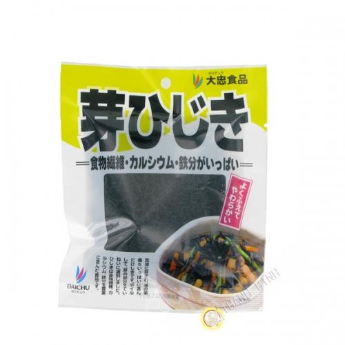 Las algas hijiki seca DAICHI 35g Japón