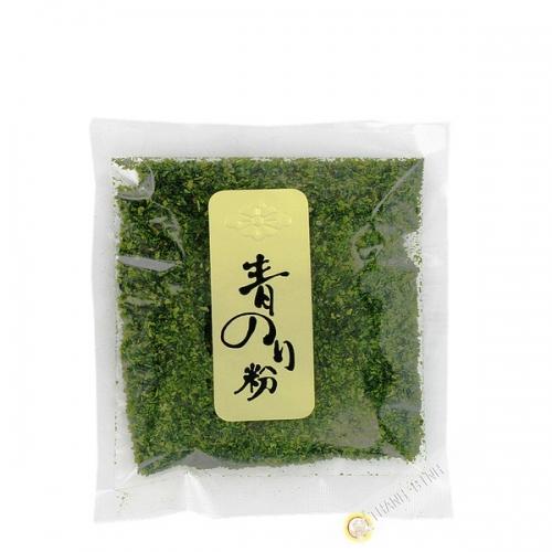 Los copos de alga Nori HANABISHI 20g Japón