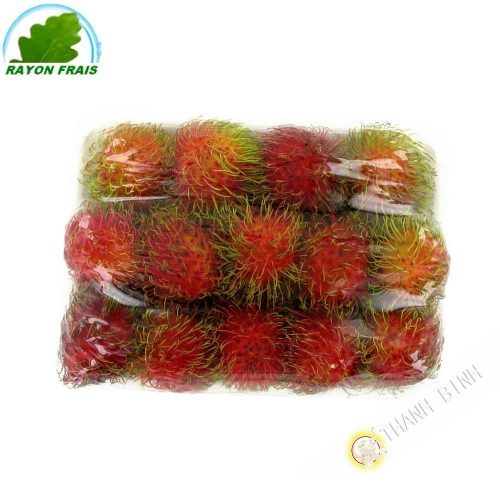 Rambutan (approx 450g)- COSTS