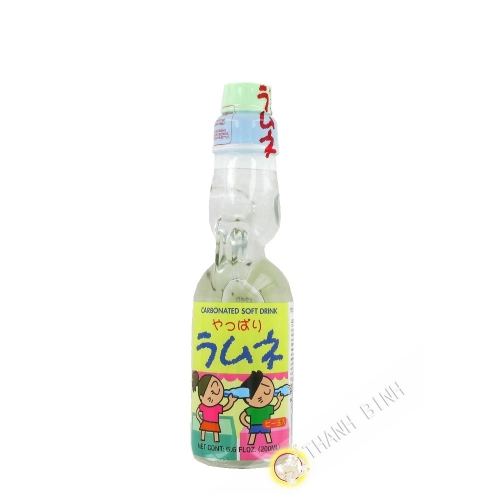 Limonade japonaise ramune CTC 200ml Japon