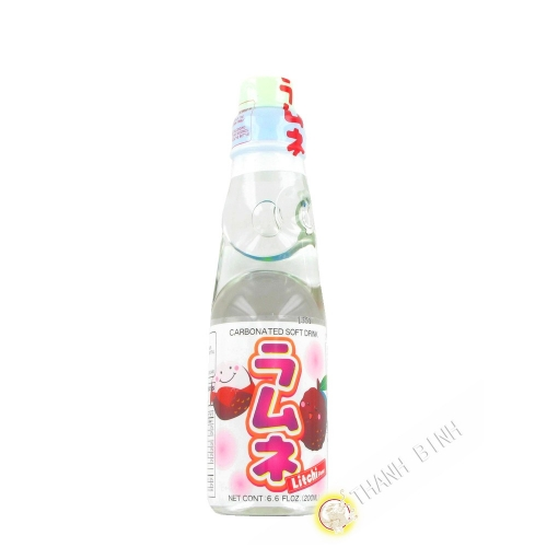 Lemonade japanese ramu lychee CTC 200ml Japan