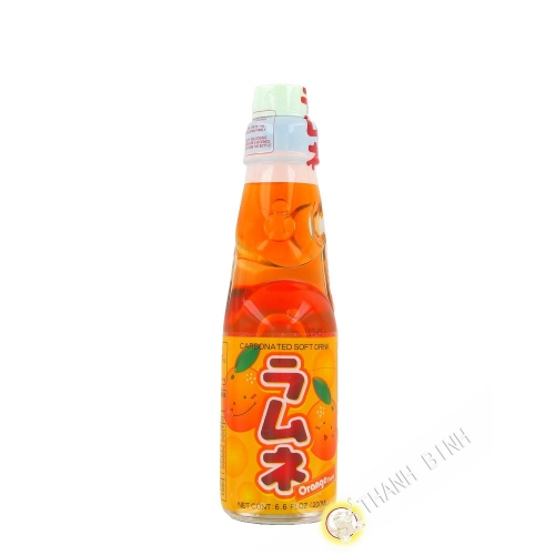 Lemonade japanese ramu orange CTC 200ml Japan